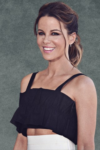 Kate Beckinsale Makes Her Stern Show Debut