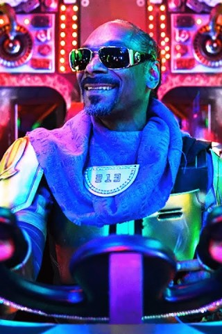 Snoop Dogg and Ice Cube Get Galactic in New Video