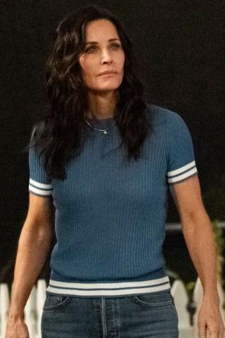 Read about Courteney Cox & Neve Campbell Reunite in 'Scream'