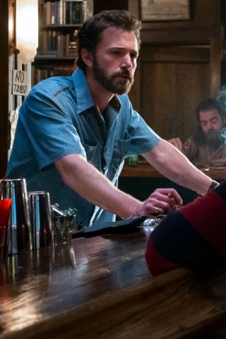 Read about Ben Affleck Stars in George Clooney's 'Tender Bar'